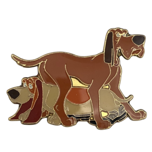 Napoleon and Lafayette - Aristocats 25th Anniversary pin set pin