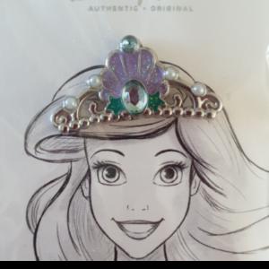 Ariel Tiara pin
