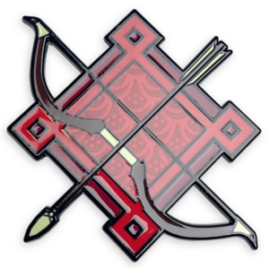 Bow and arrow - Shang-Chi and the Legend of the Ten Rings Pin Set - Shop Disney  pin