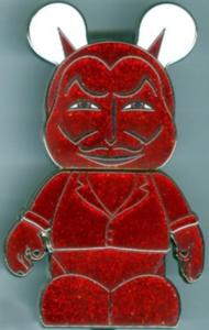 Devil - Jumbo Vinylmation Urban 6 pin