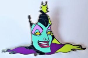 Maleficent - Villains Starter Set pin