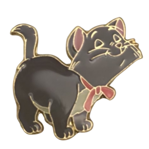 Berlioz - Aristocats 25th Anniversary pin set pin