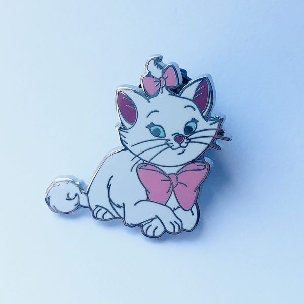 Marie - Disney Cats pin