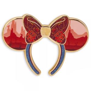Main Attraction Big Thunder Mountain ears pin