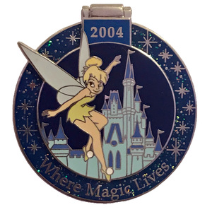 Where Magic Lives 2004 - MGM and Tinker Bell - Annual Passholder Exclusive pin