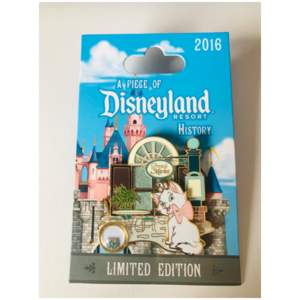 A Piece Of Disneyland Resort - Marie  pin