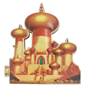 Disney Store Jasmine - Castle Collection Pin - 7 of 10 pin