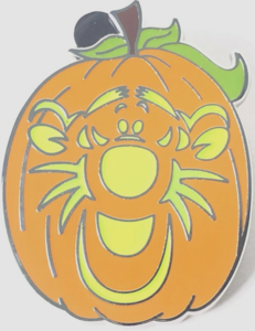Tigger Halloween Mystery Box 2019 pin