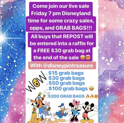 Disney693 Live Pin Sale