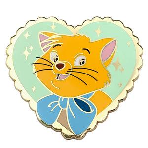 Toulouse Aristo Hearts pin