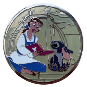 Royal Play Date - Belle pin