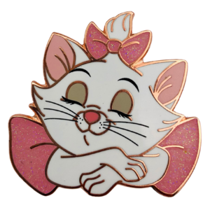 Sleeping Marie - Madame Catspurrr x FERNL - Patreon variant pin