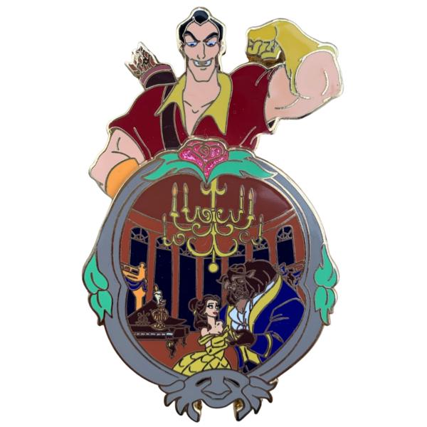 Gaston - Fantasy Pins by Madison pin
