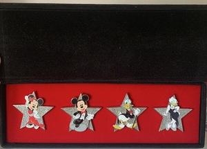 Where Dreams HapPin 2007 Boxed Set  pin
