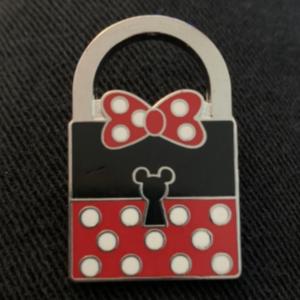 Minnie Lock pin
