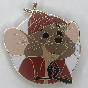 Circle Cuties Roquefort pin
