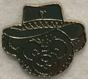 Duffy's Hats - Cowboy (Chaser) pin