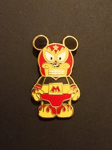 El Super Raton - Vinylmation Parks 1 pin