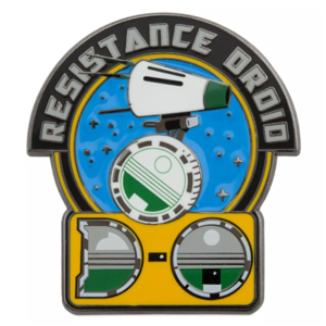 Resistance droid D-O pin