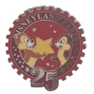 DLP - 25th Anniversary Chip n Dale pin