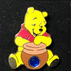 DS - 12 Months of Magic - Birthstone - September/Sapphire pin
