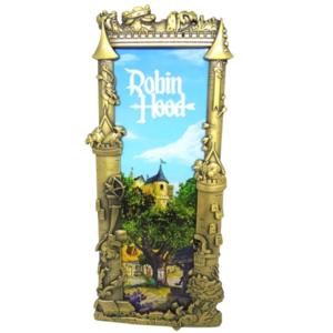 Robin Hood - Ben Harman framed - Artland  pin