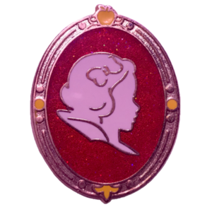 Disney Princess Mystery Collection (2014 Blind Box) - Cameo: Snow White pin