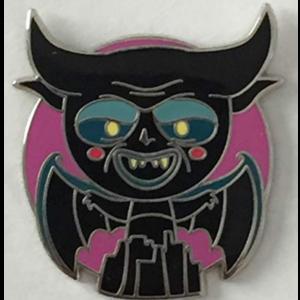Chernabog World of Evil pin
