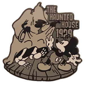 The Haunted House 1929 - 100 Years of Dreams pin