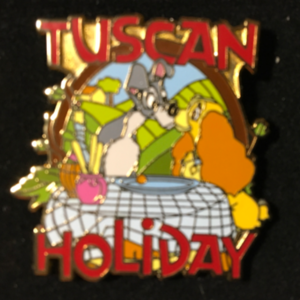 Adventures by Disney Tuscan Holiday pin