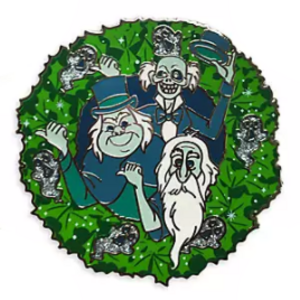 Hitchhiking Ghosts - Mystery Tree Box of Pins pin