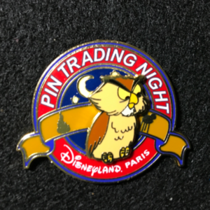 DLP Pin Trading Night Archimedes pin