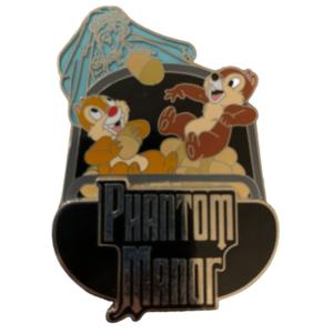 Chip and dale phantom manor  pin