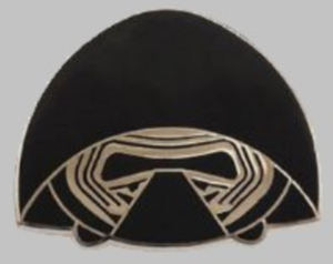 Kylo Ren - Mystery Tsum Tsum pin