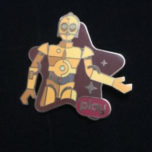 Play Disney Star Wars pin