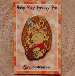 Baby Pooh PinTradeOhana pin