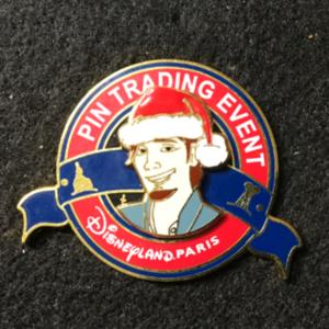 DLP Pin Trading Event Flynn Rider pin