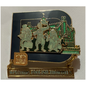 Classic 'D' collection - The Haunted Mansion pin