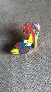 Snow White  - Princess Shoes pin