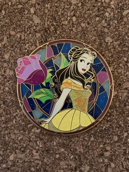 Anniversary Belle pin