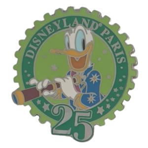DLP - 25th Anniversary Donald Duck pin