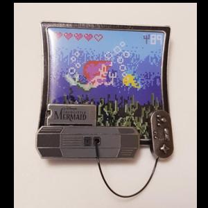 The Little Mermaid - Kingdom Consoles Series  pin