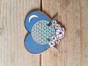 Fantasy epcot  pin