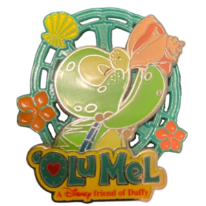 Olu Mel (A Disney Friend of Duffy) pin