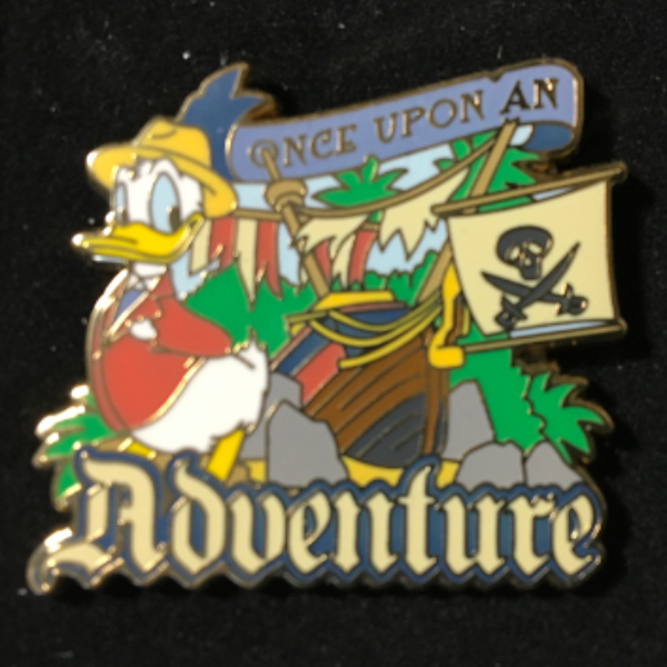 Adventures by Disney Once Upon An Adventure  pin