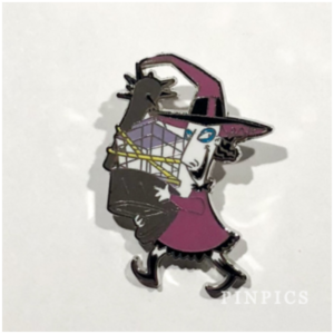 DS- The Nightmare Before Christmas 25th - Shock pin