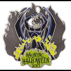 Chernabog haunting Halloween 2017 pin