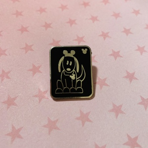 Dog - Hidden Mickey Mouse Ear Pets pin
