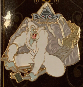 Expedition Everest - E Ticket Attraction pin
