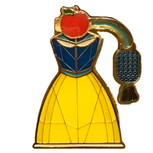 Loungefly - Princess Perfume Bottle Mystery - Snow White pin
